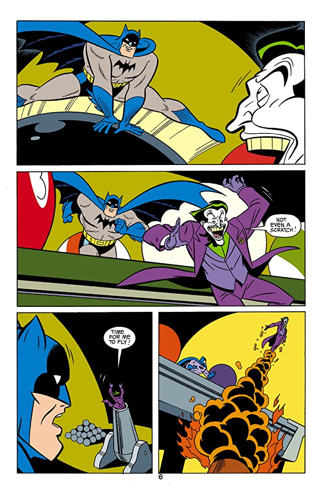 Batman: Gotham Adventures #37
