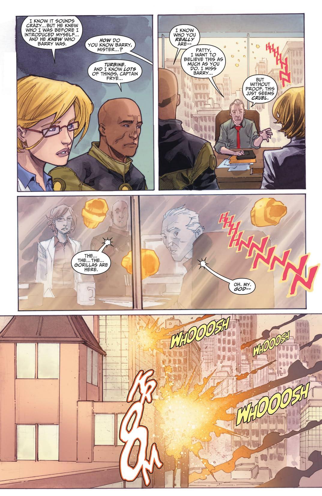 The Flash (2011-) #13