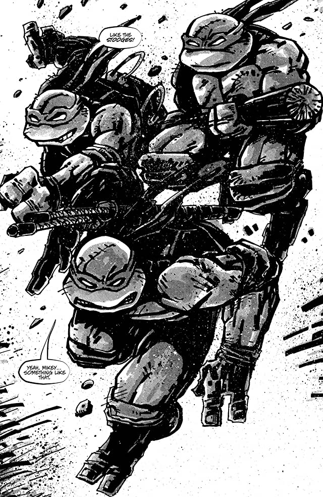 click for super-sized previews of Teenage Mutant Ninja Turtles: Annual 2012