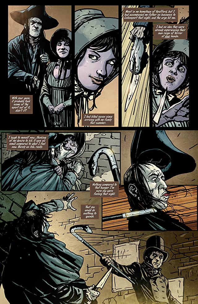 click for super-sized previews of Dark Shadows (Ongoing) #9