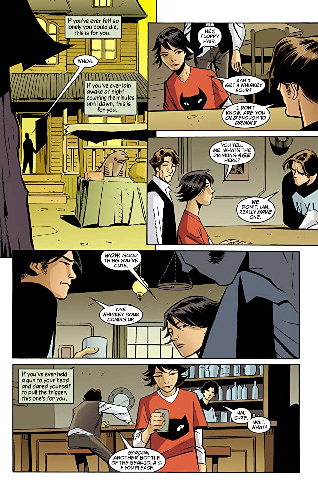click for super-sized previews of House of Mystery (2008-2011) #31