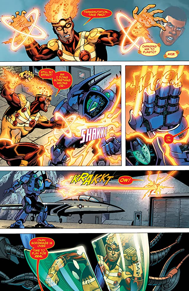 click for super-sized previews of The Fury of Firestorm: The Nuclear Men (2011-2013) #13