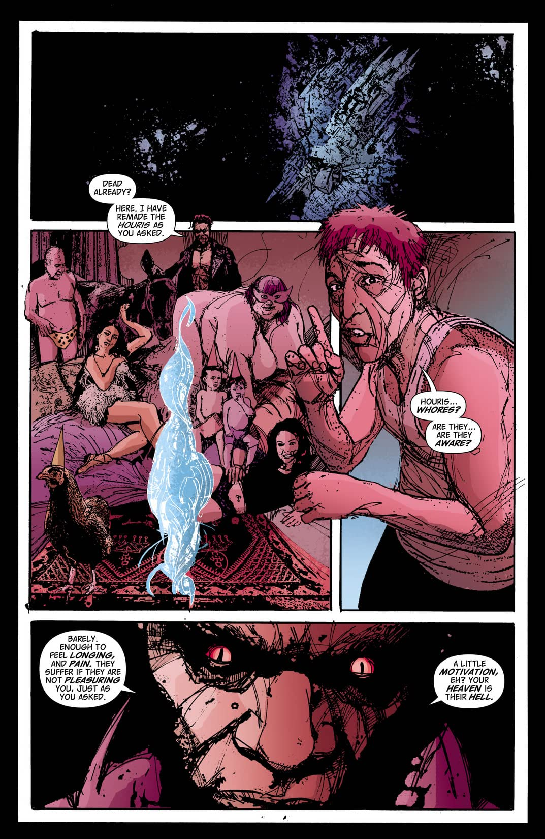Hellblazer #248