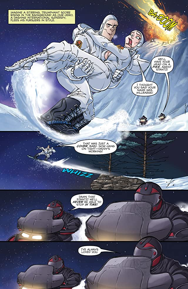 Ghostbusters (2011-2012) #14