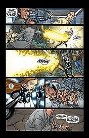 Infinity Inc. (2007-2008) #10