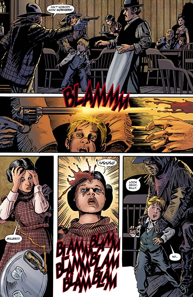 click for super-sized previews of Jonah Hex (2006-2011) #55