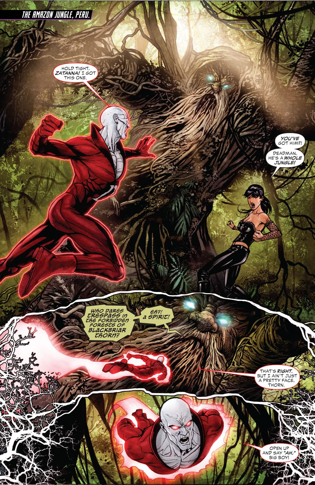 Justice League Dark (2011-2015) #13