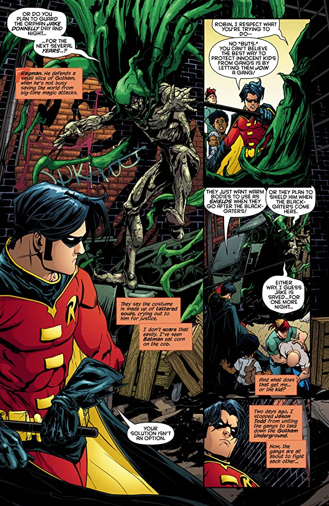 click for super-sized previews of Robin (1993-2009) #178