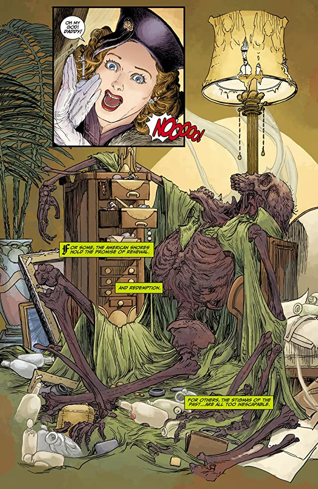 click for super-sized previews of Madame Xanadu (2008-2011) #11