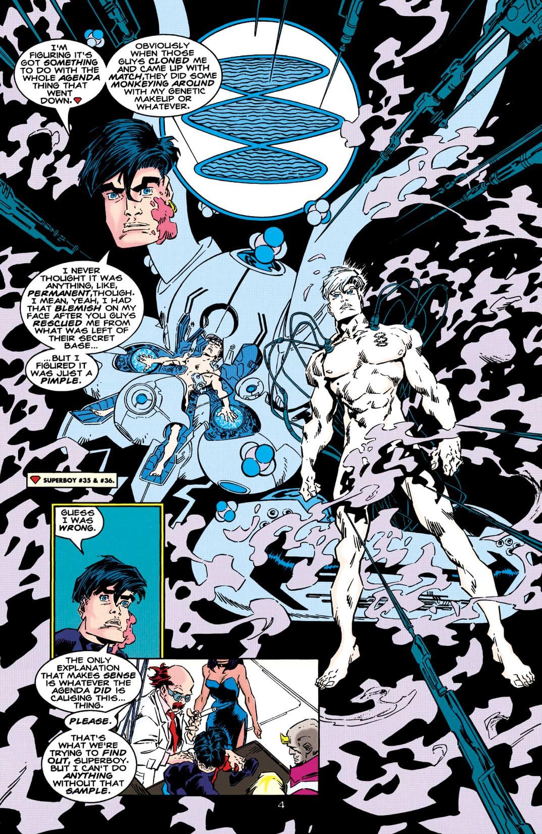 Superboy (1994-2002) #39