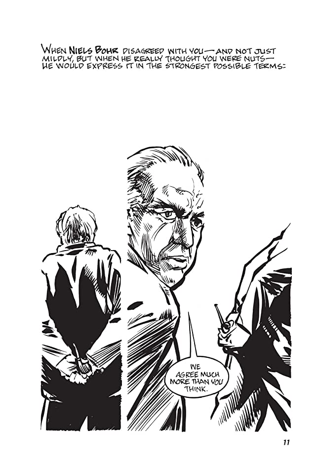 click for super-sized previews of Suspended in Language: Niels Bohr's Life, Discoveries, and the Century He Shaped
