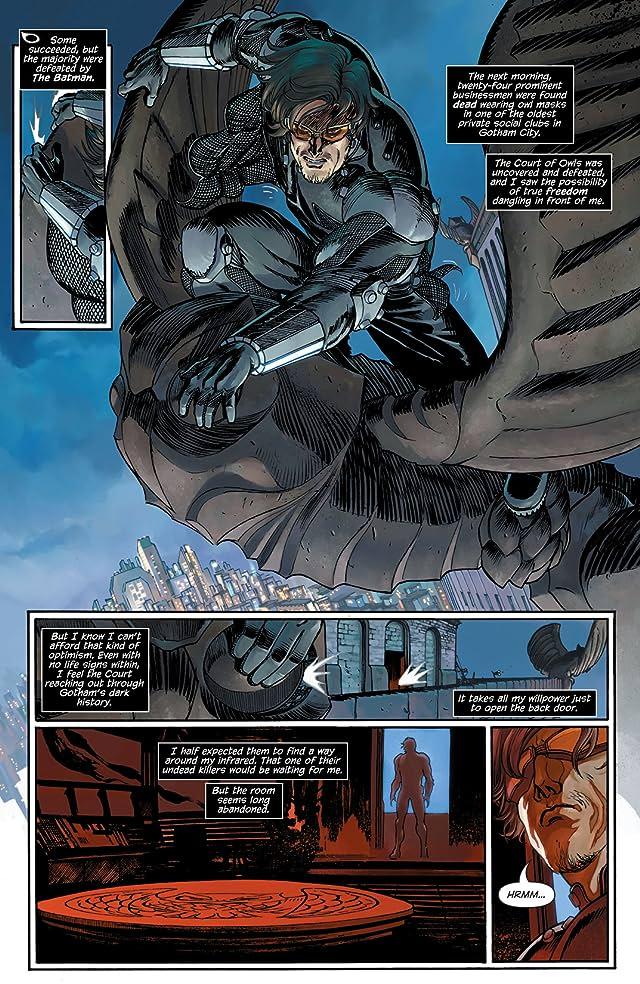 click for super-sized previews of Talon (2012-2014) #1