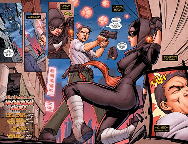 click for super-sized previews of Teen Titans (2011-2014) #13