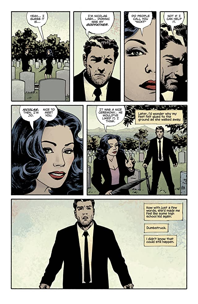 click for super-sized previews of Fatale #1