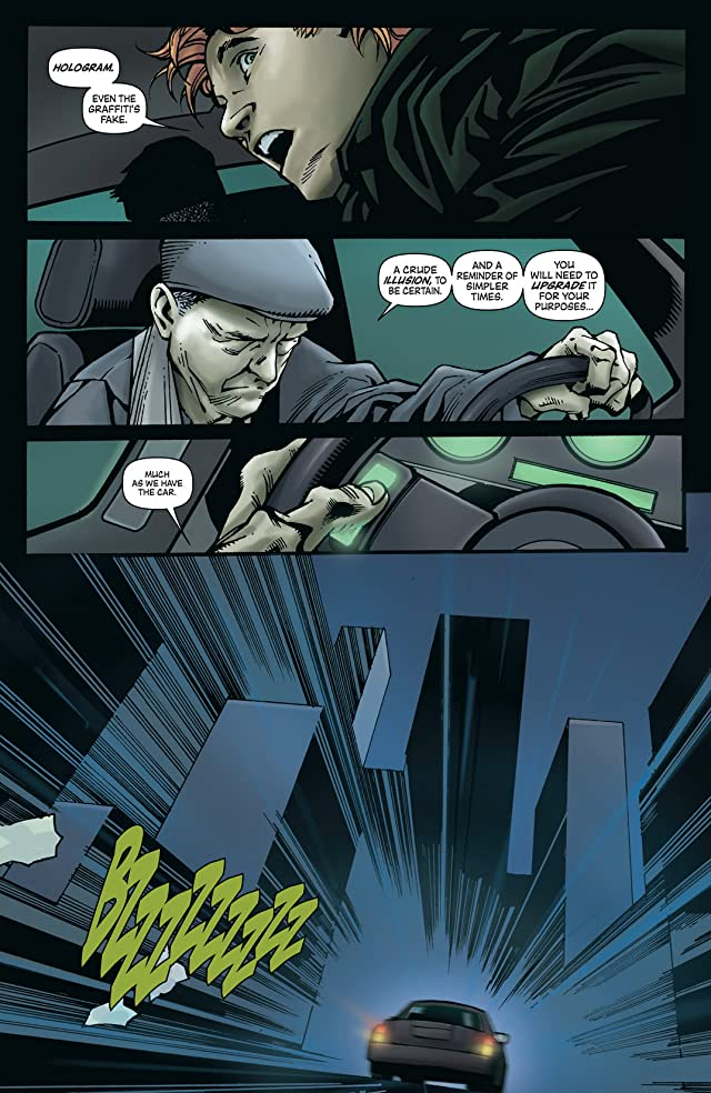 click for super-sized previews of The Green Hornet Strikes! #9