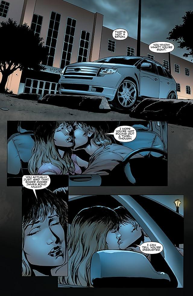Vampirella vs. Fluffy the Vampire Killer