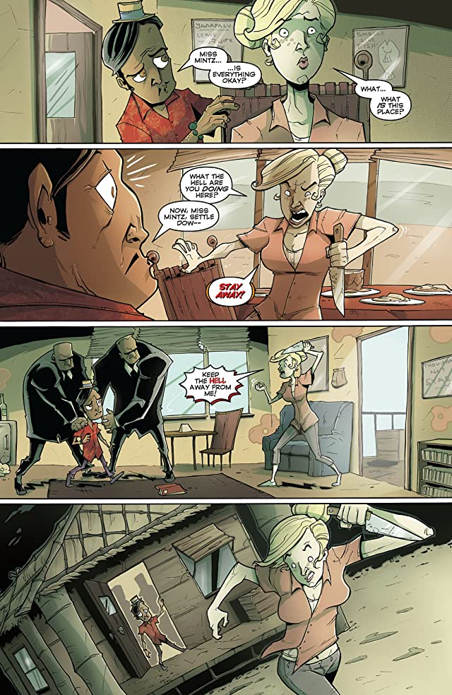 click for super-sized previews of Chew #9