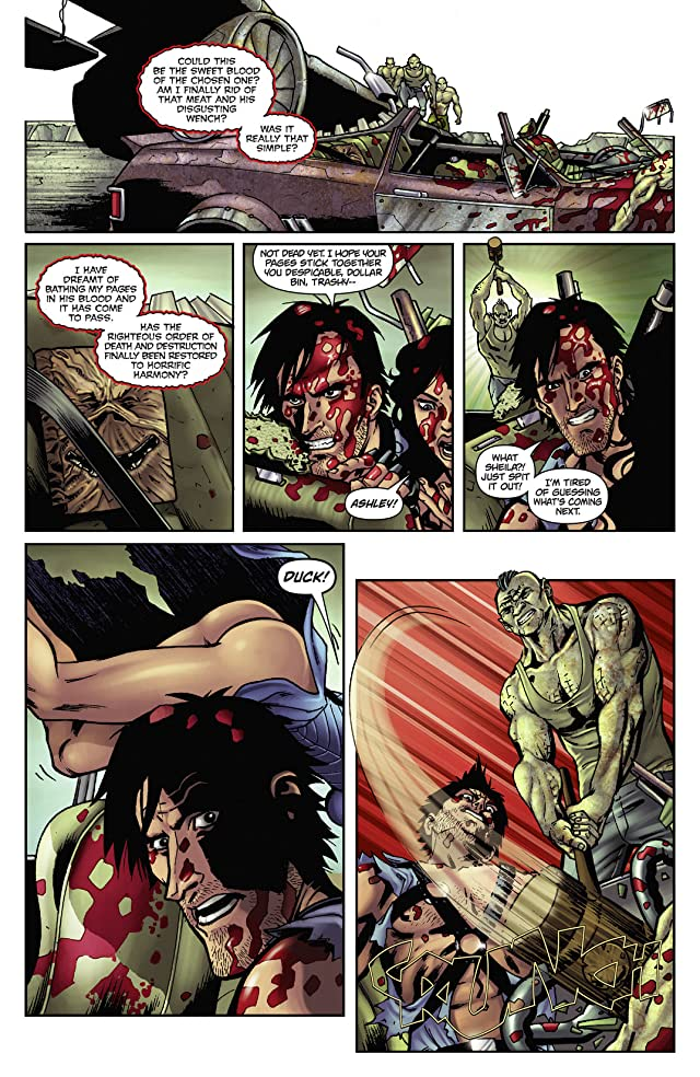 click for super-sized previews of Army of Darkness Vol. 2 #6