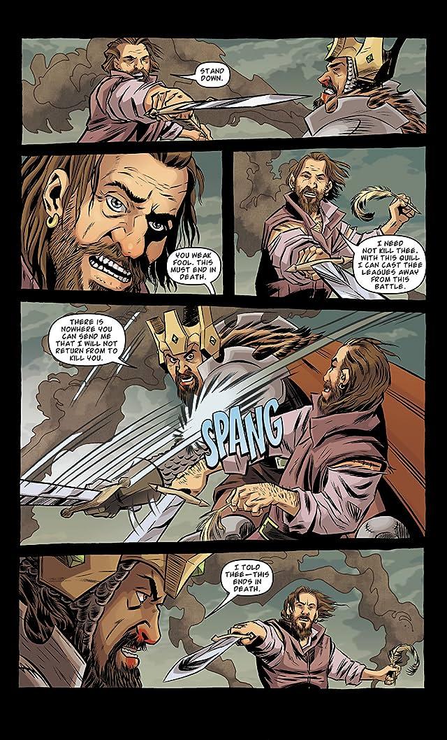 Kill Shakespeare #12 (of 12)