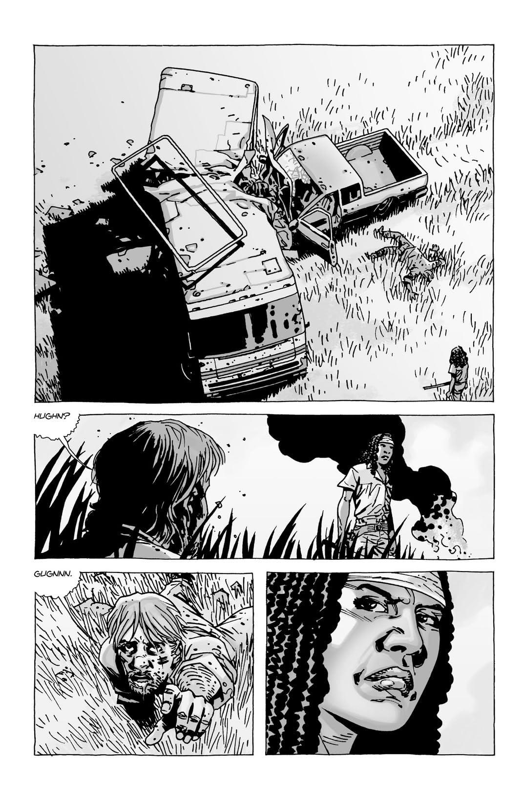 The Walking Dead #49