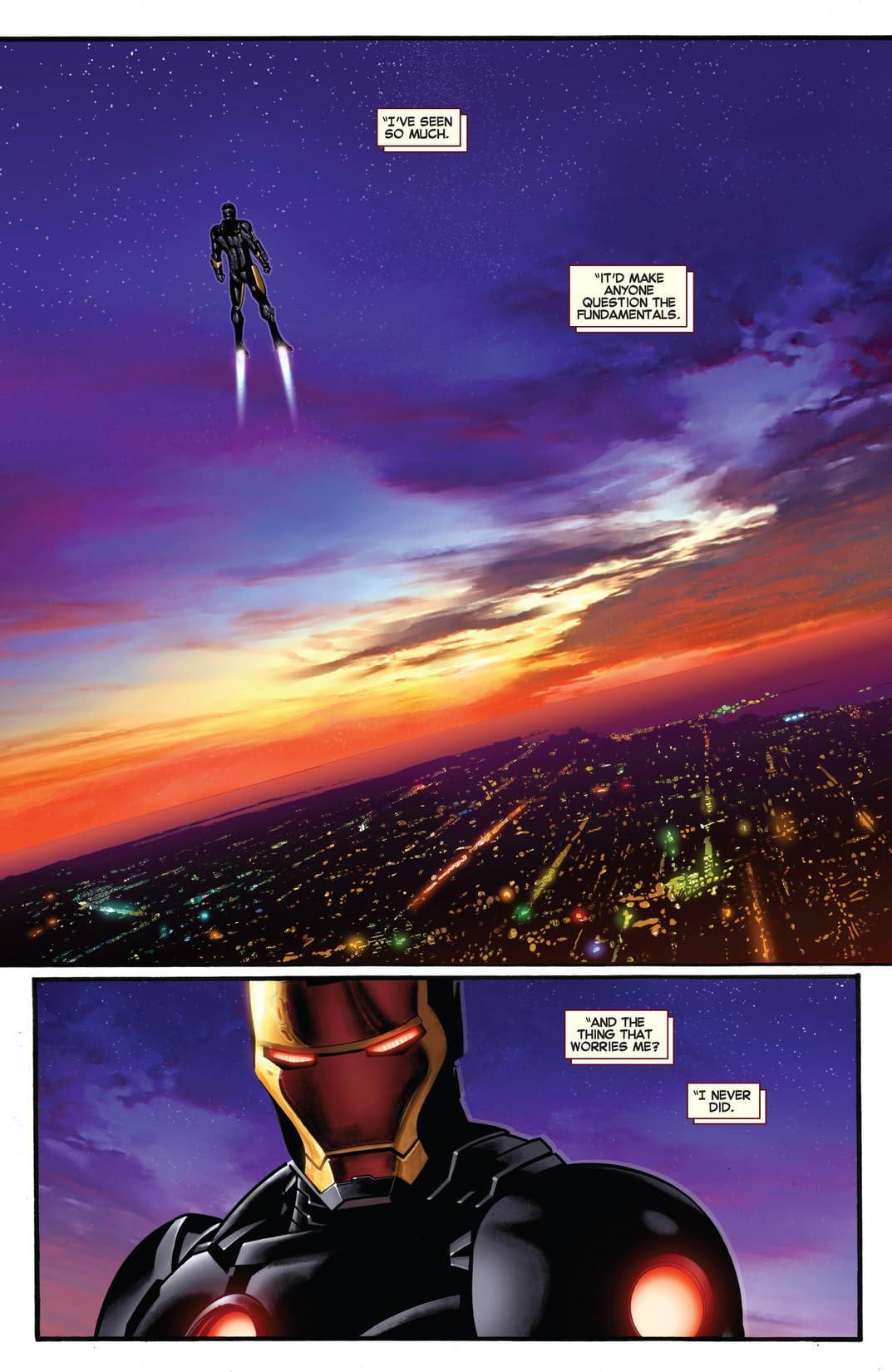 Iron Man (2012-2014) #1