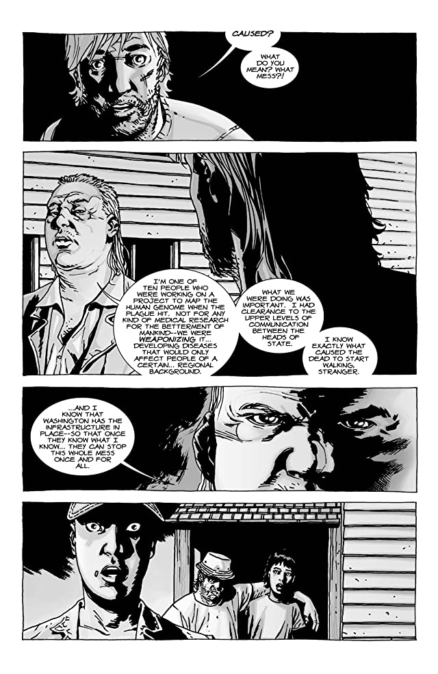 The Walking Dead #54