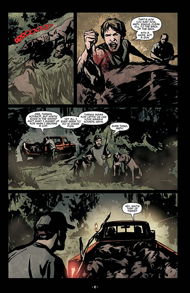 click for super-sized previews of True Blood (2012-2013) #6
