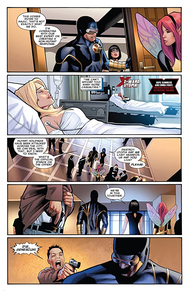 click for super-sized previews of Uncanny X-Men (1963-2011) #542