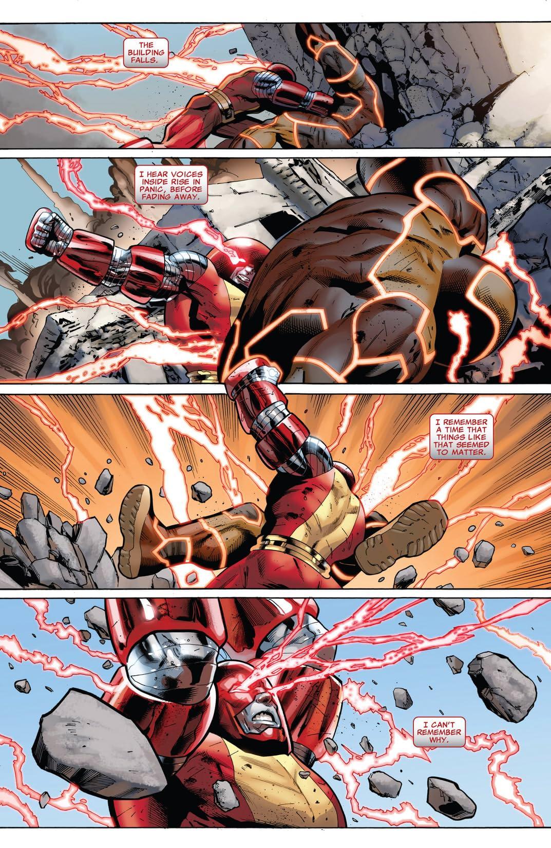 Uncanny X-Men (1963-2011) #543