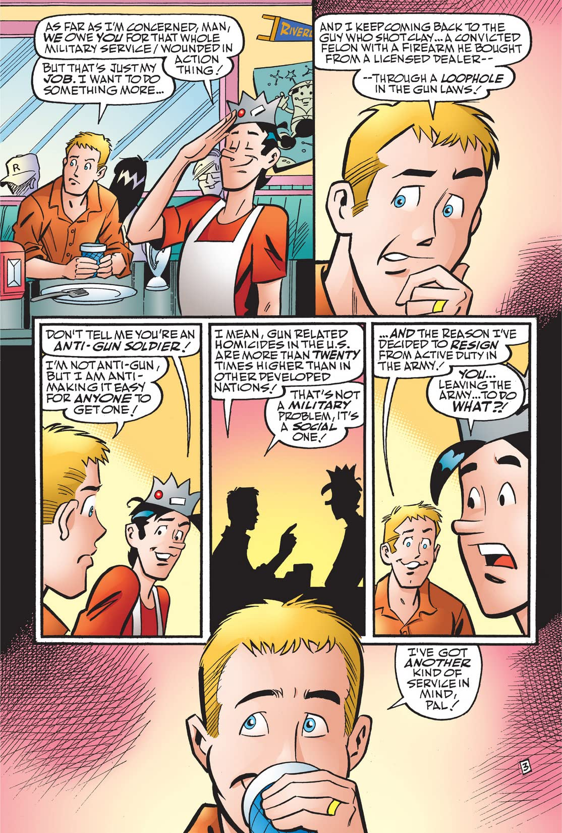 Archie Marries Veronica #24
