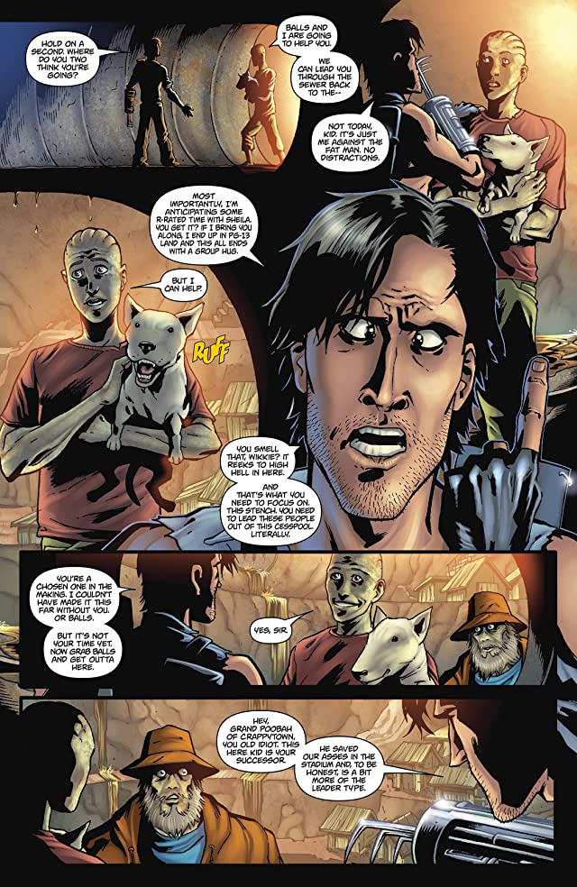click for super-sized previews of Army of Darkness Vol. 2 #8