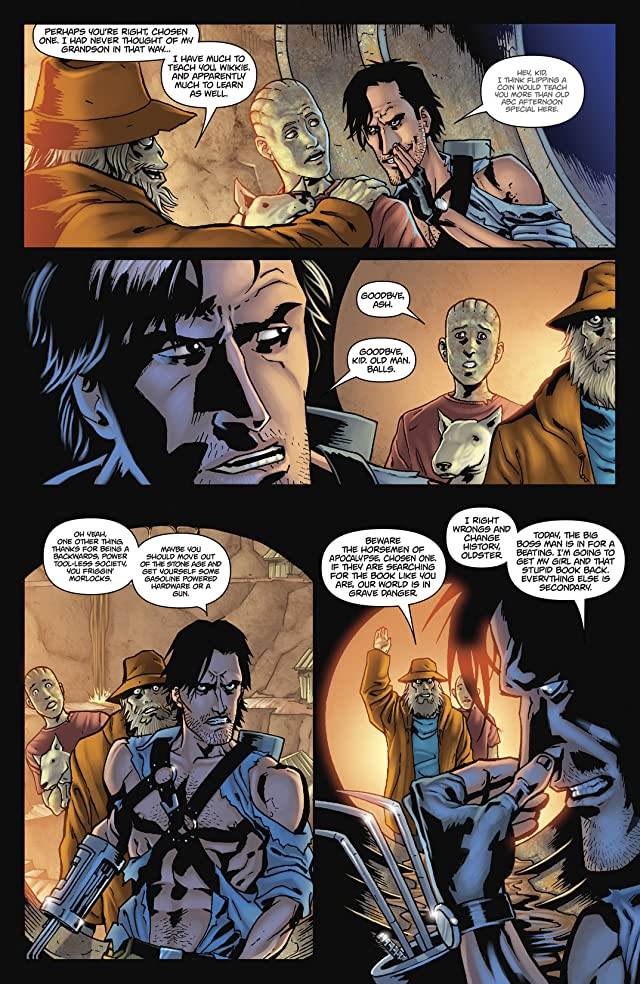 Army of Darkness Vol. 2 #8