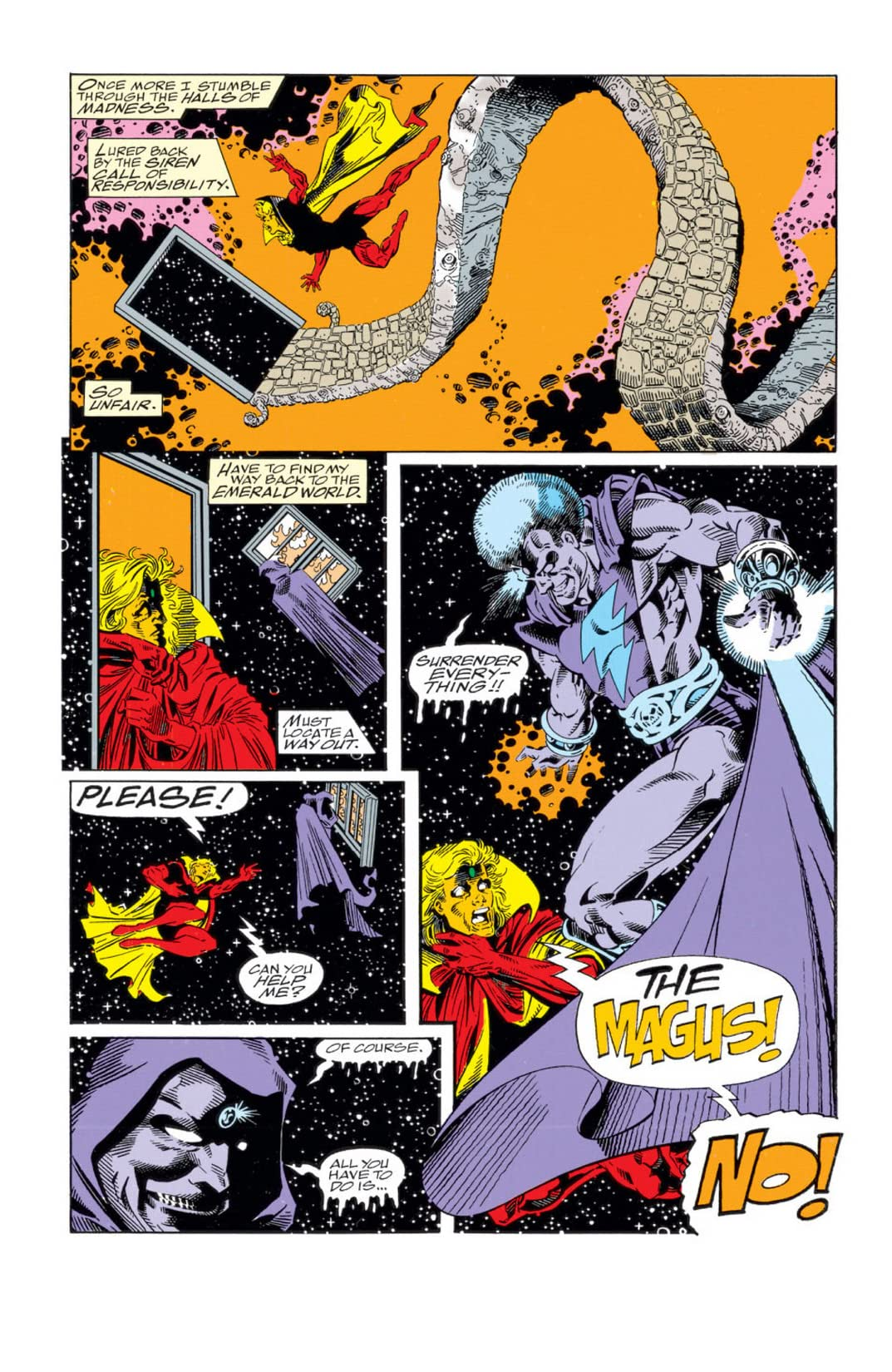 Warlock and the Infinity Watch (1992-1995) #7