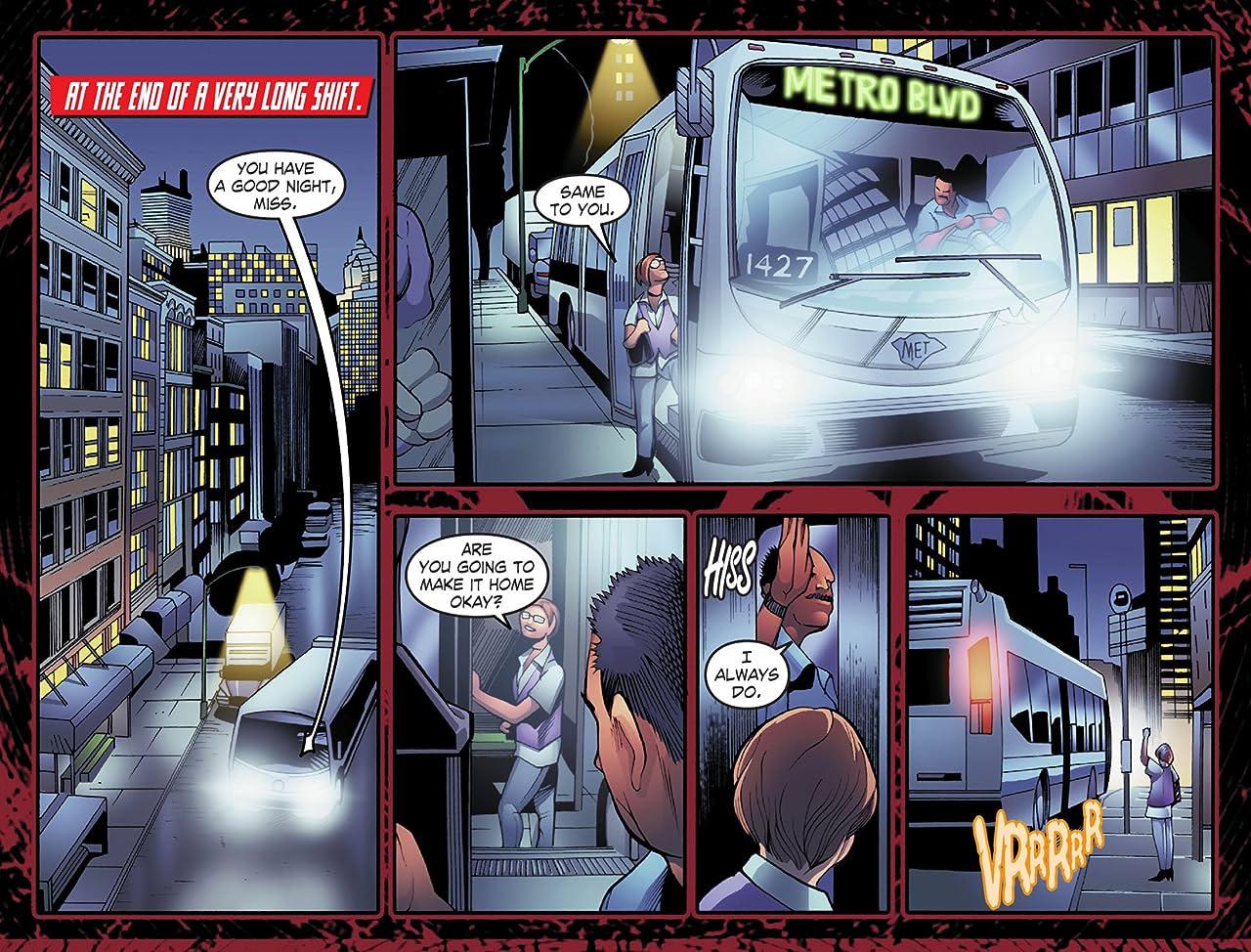 Smallville: Season 11 #21