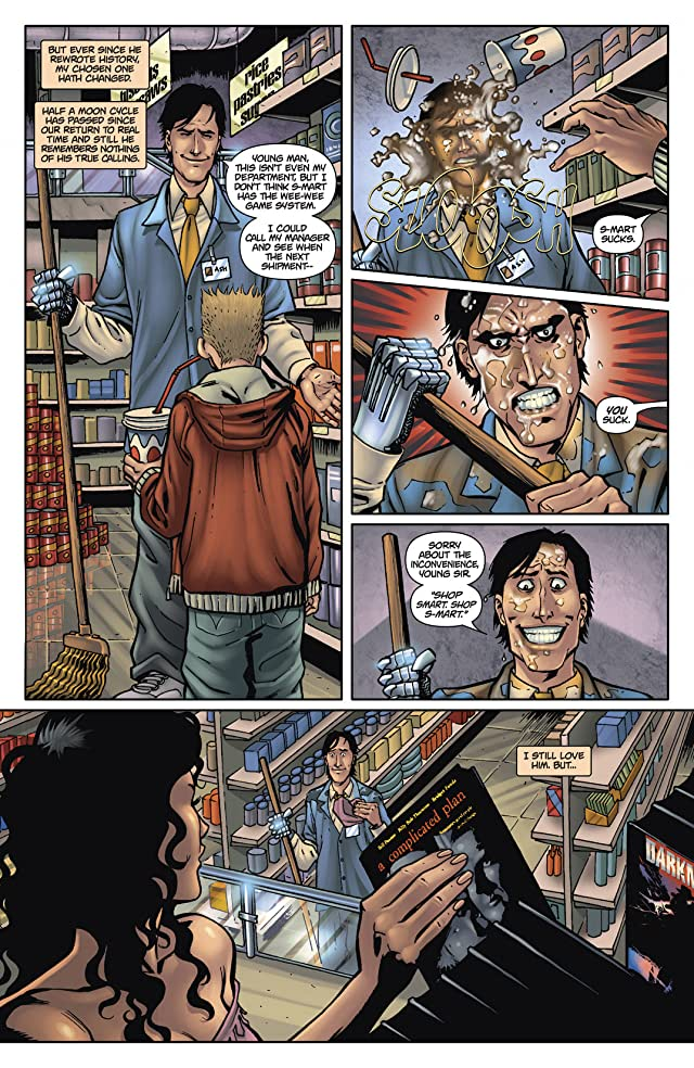 click for super-sized previews of Army of Darkness Vol. 2 #9