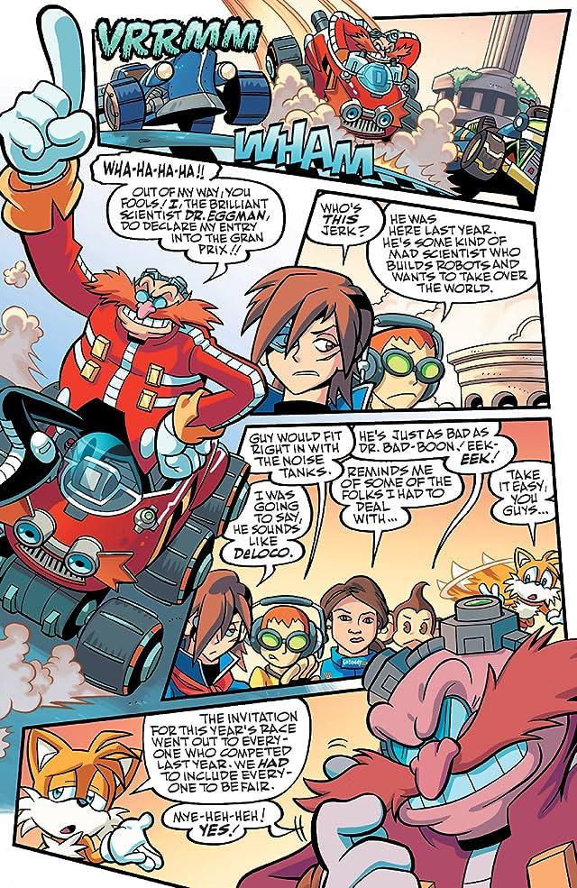 Sonic Universe #45