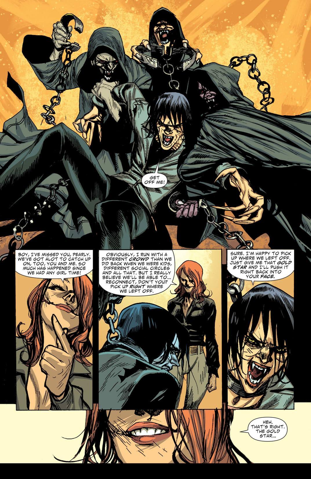 American Vampire #32