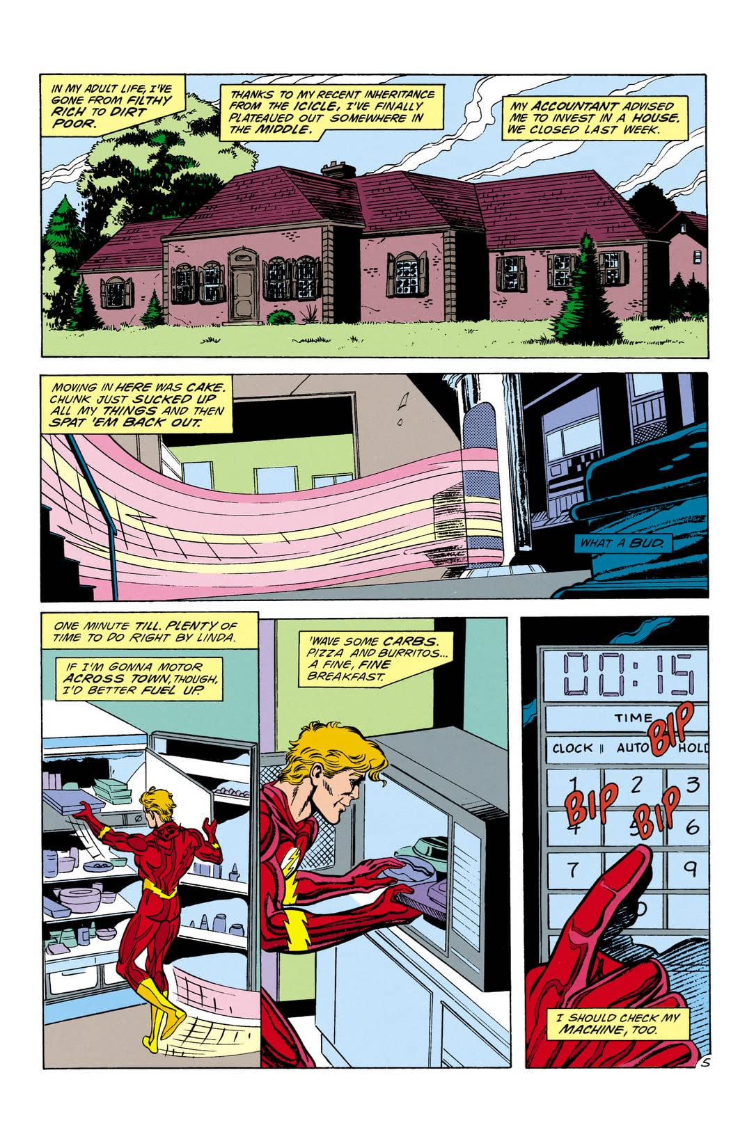 The Flash (1987-2009) #69
