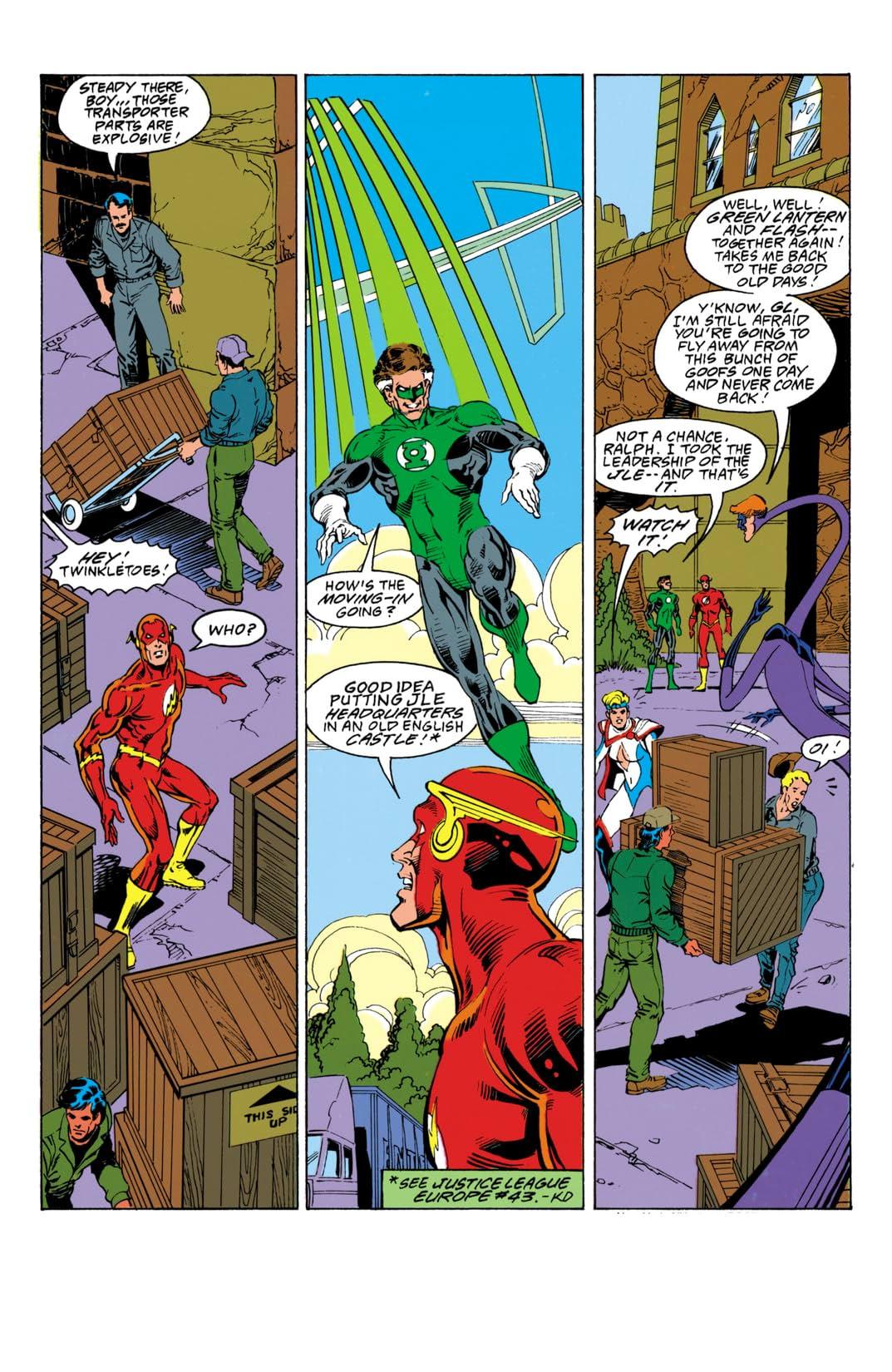 Green Lantern (1990-2004) #30