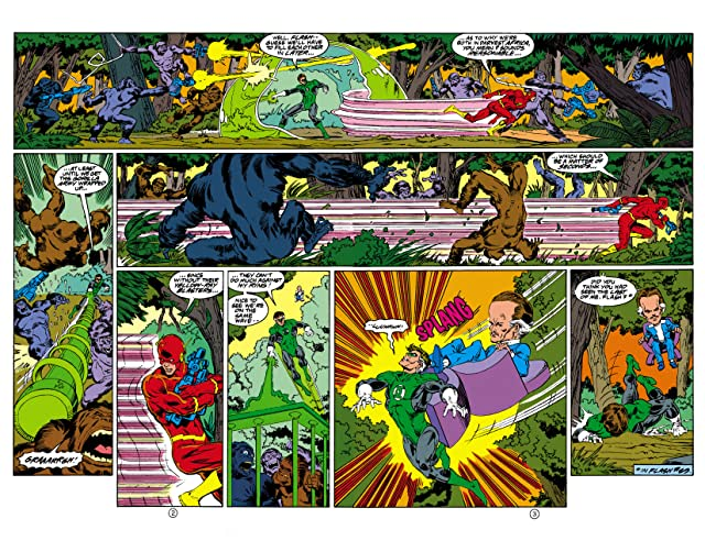 click for super-sized previews of Green Lantern (1990-2004) #31