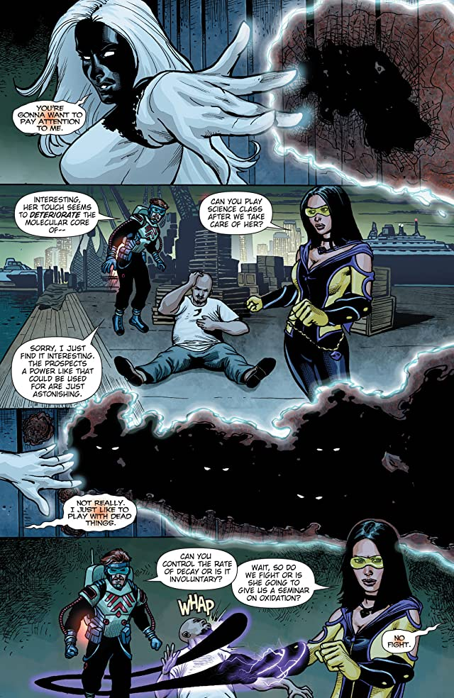 Phantom Lady (2012) #3 (of 4)