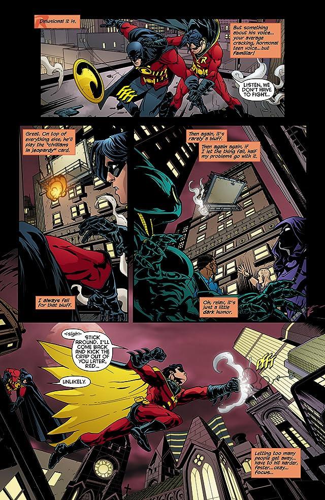 Robin (1993-2009) #180