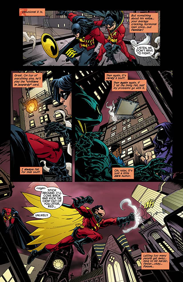click for super-sized previews of Robin (1993-2009) #180