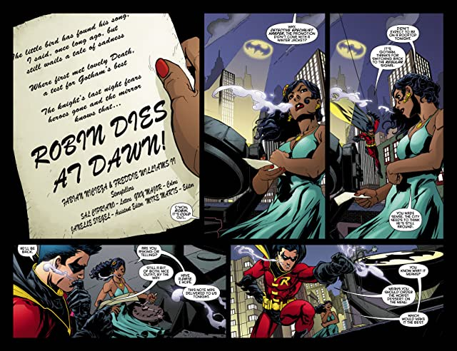 click for super-sized previews of Robin (1993-2009) #183