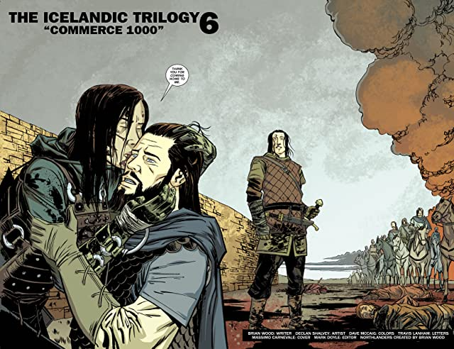 click for super-sized previews of Northlanders #47