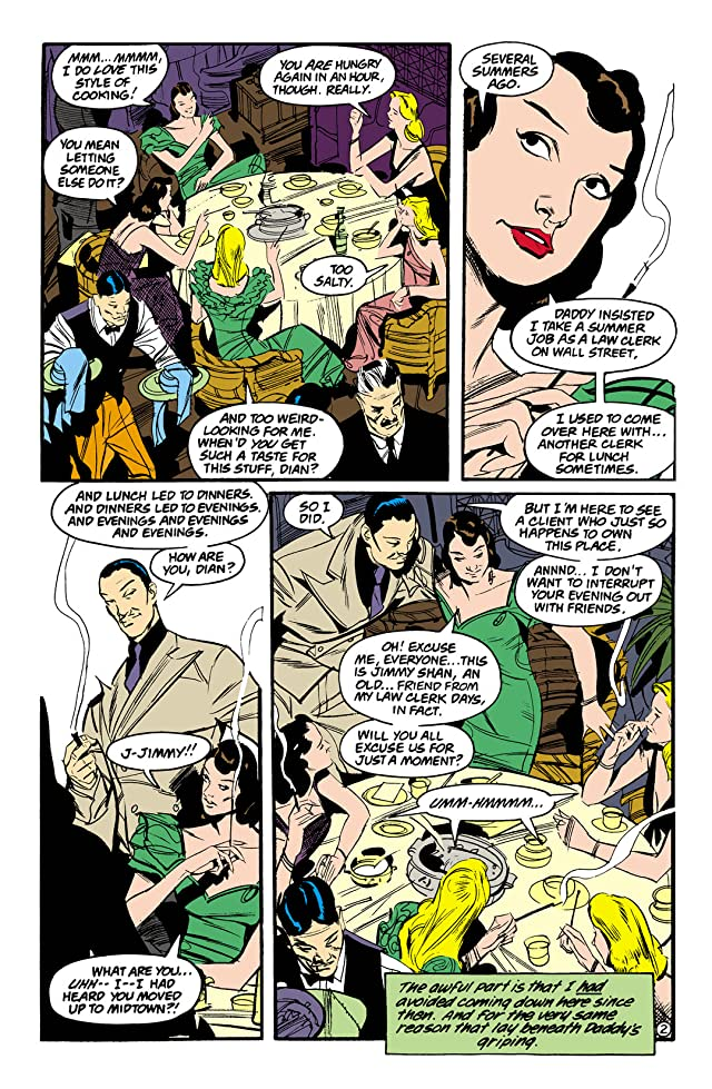 click for super-sized previews of Sandman Mystery Theatre (1993-1999) #5
