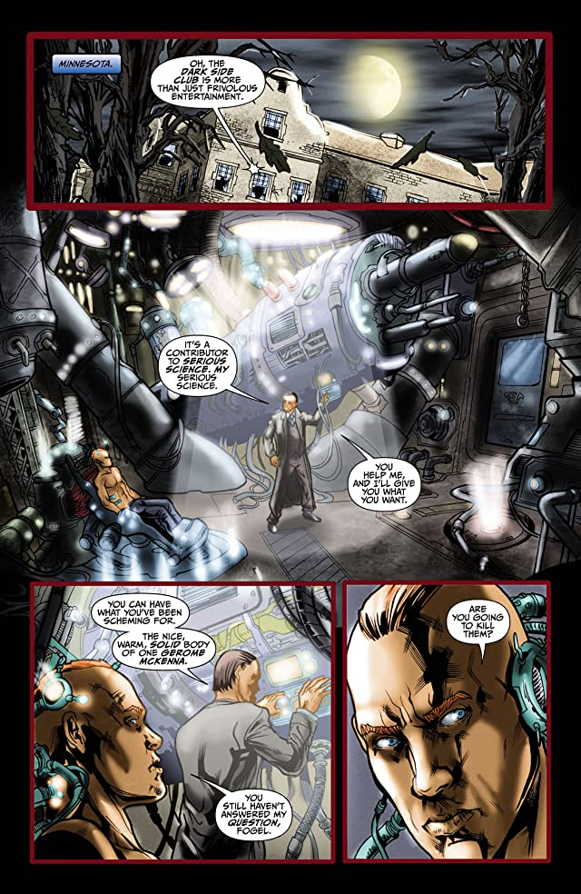 click for super-sized previews of Infinity Inc. (2007-2008) #12
