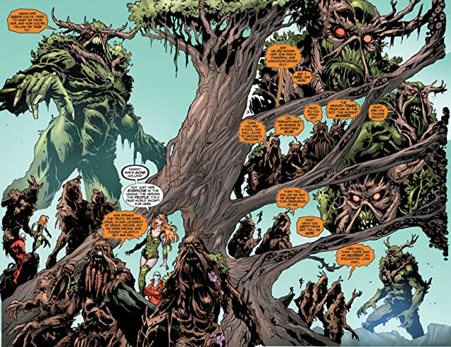 Swamp Thing (2011-2015) #1: Annual