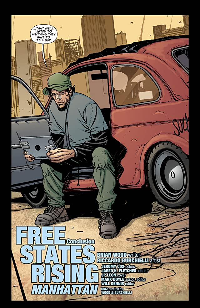 click for super-sized previews of DMZ #65