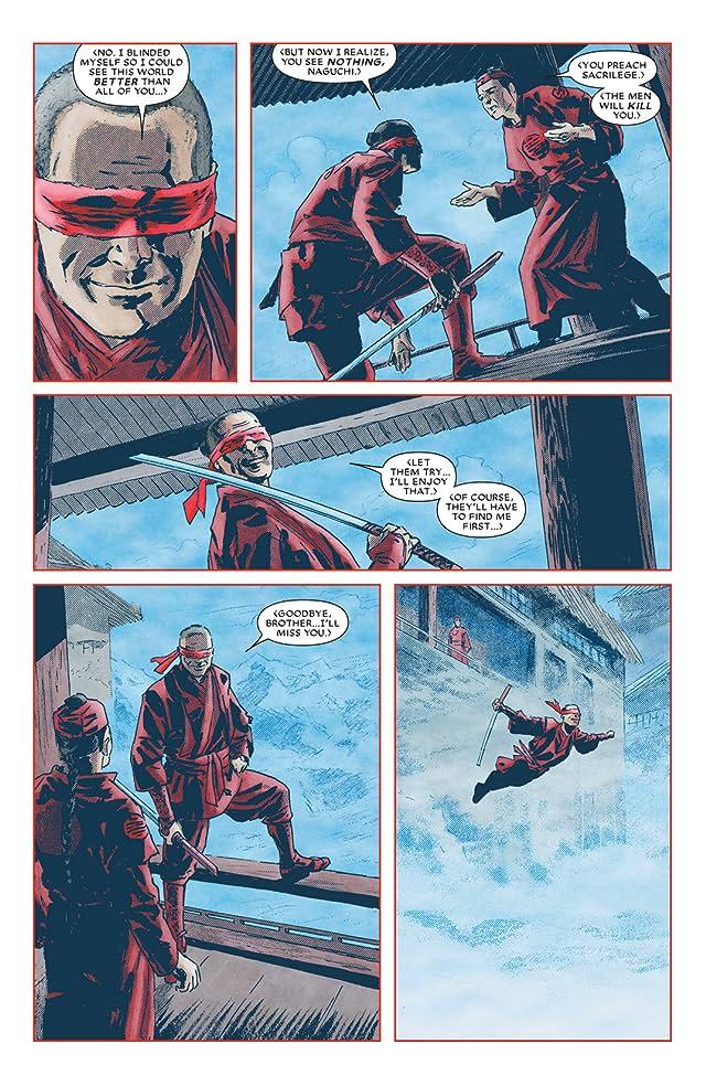 click for super-sized previews of Daredevil (1998-2011) #500